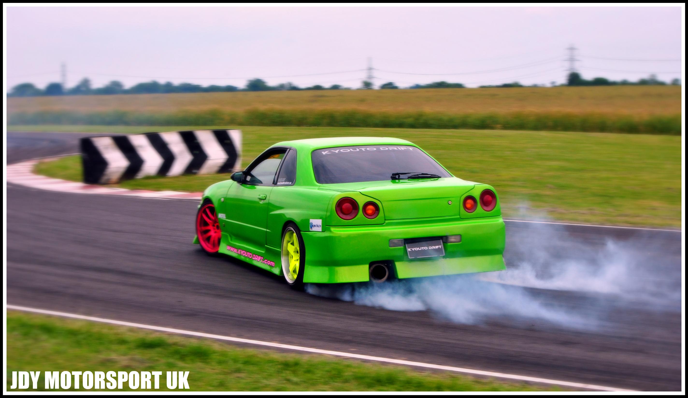 Alex Manning Kyouto Drift R34 Jdy Motorsport Com